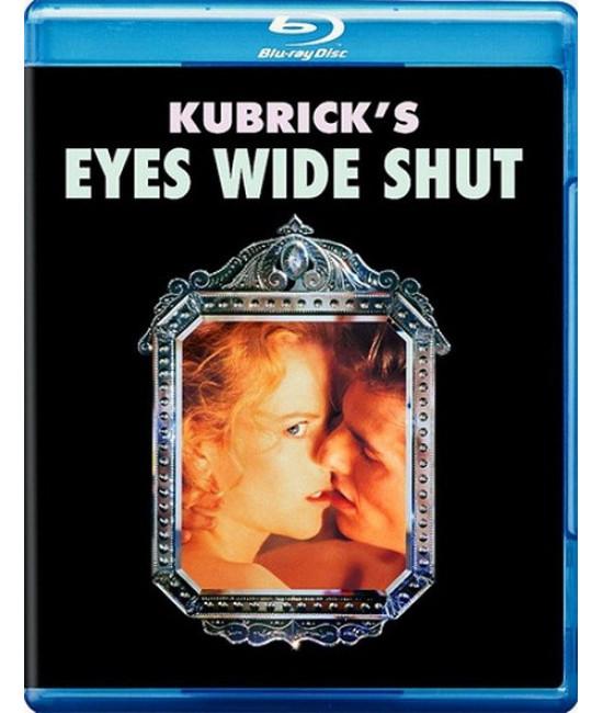 С широко закрытыми глазами [Blu-ray]