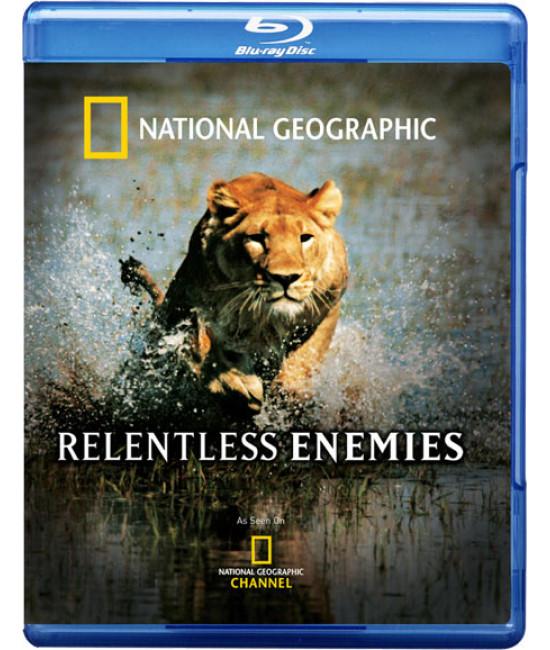 Безжалостные враги (Непримиримые противники) [Blu-Ray]