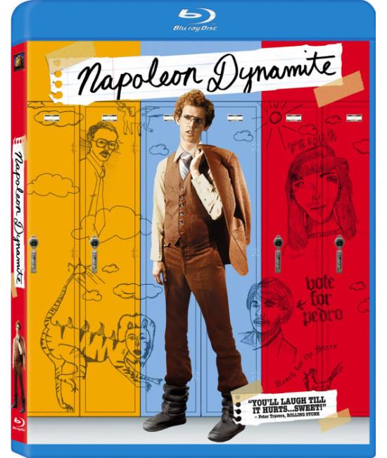 Наполеон Динамит [Blu-ray]