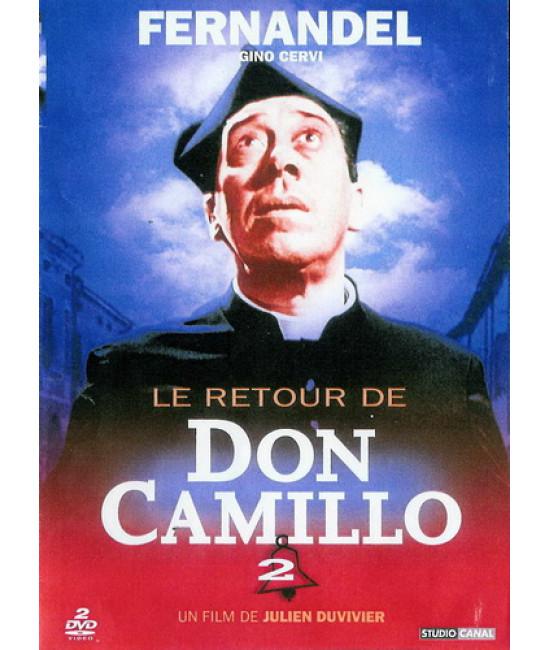 Возвращение дона Камилло [Blu-Ray]