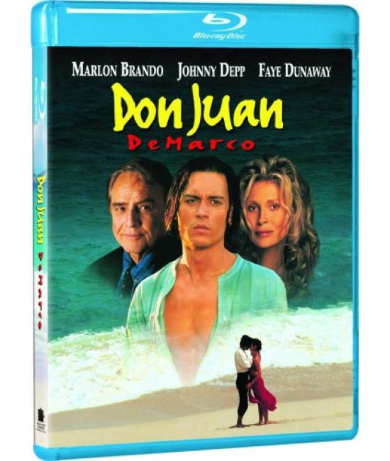 Дон Жуан де Марко [Blu-Ray]