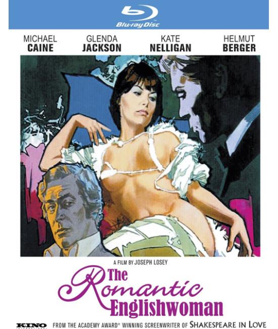 Романтичная англичанка [Blu-ray]