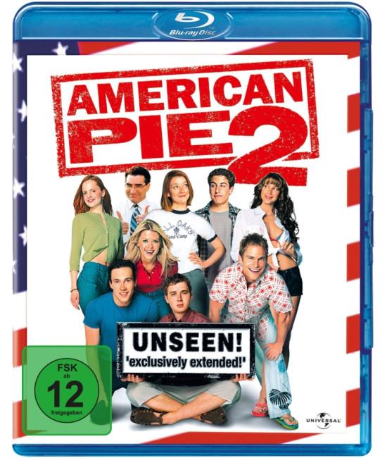 Американский Пирог 2 [Blu-Ray]