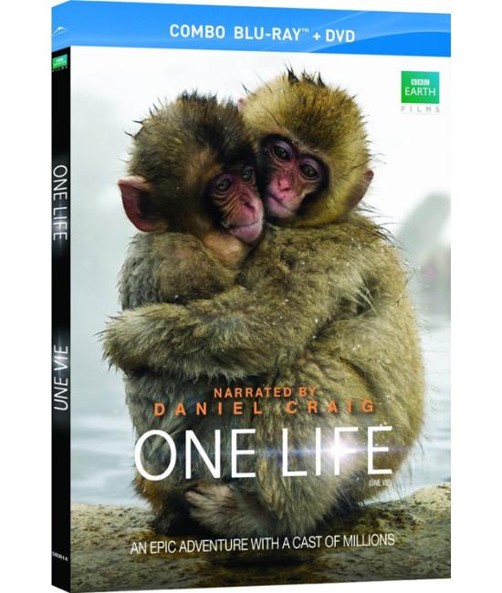 Одна жизнь [Blu-ray]