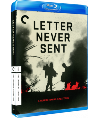 Неотправленное письмо [Blu-ray]
