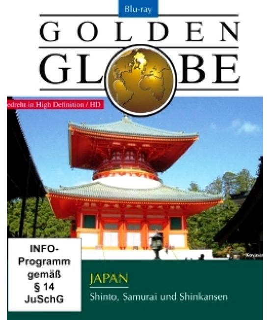 Золотой Глобус. Япония [Blu-Ray]