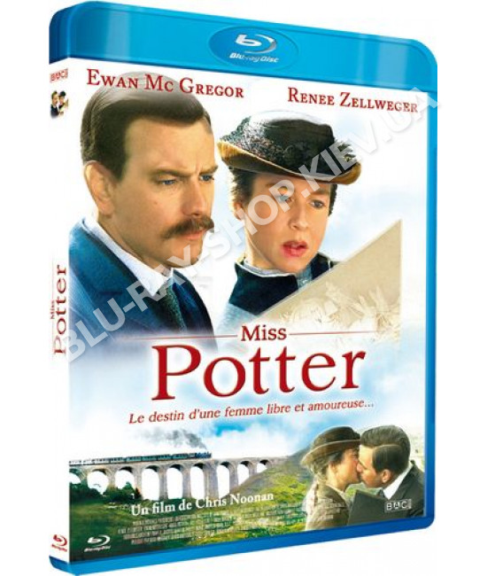 Мисс Поттер [Blu-ray]