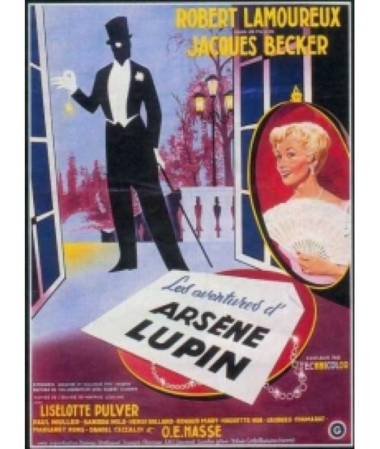 Приключения Арсена Люпена [Blu-Ray]