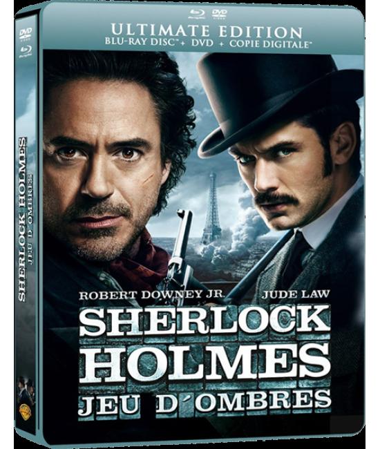 Шерлок Холмс: Игра теней [Blu-ray]
