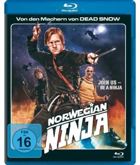 Норвежский ниндзя [Blu-ray]