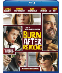 После прочтения сжечь [Blu-Ray]