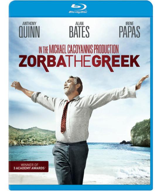 Грек Зорба [Blu-Ray]