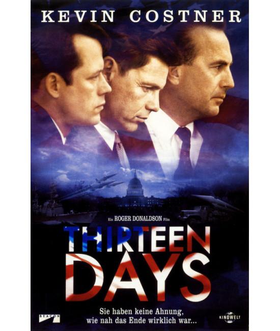 Тринадцать дней [Blu-ray]