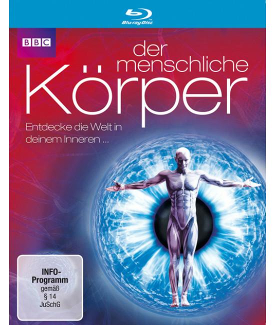 Внутри Человеческого Тела [Blu-Ray]