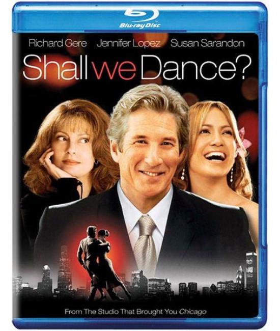 Давайте потанцуем [Blu-Ray]