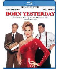 Уроки любви (Не вчера родилась) [Blu-Ray]
