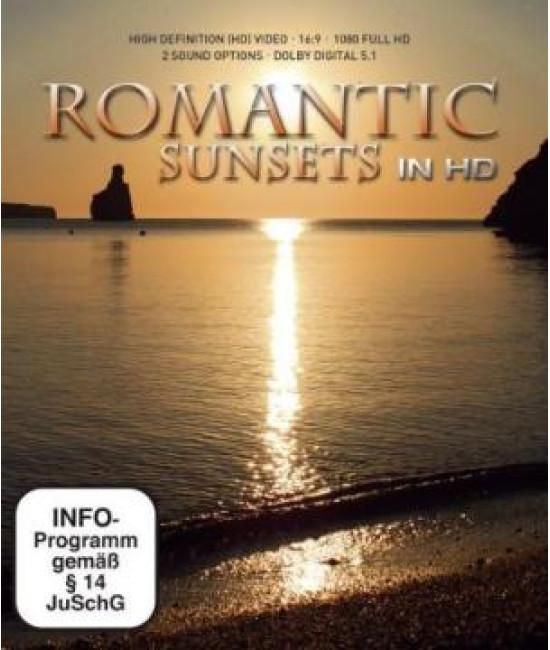 Романтические закаты [Blu-ray]