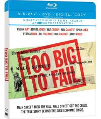 Слишком крут для неудачи  [Blu-ray]