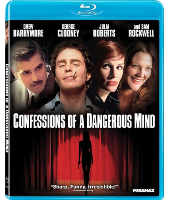 Признания опасного человека  [Blu-Ray]