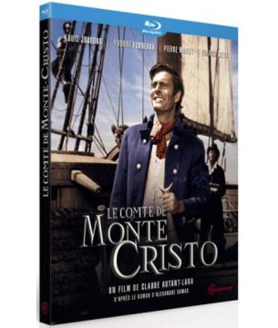 Граф Монте Кристо (1-2 серии из 2) [2 Blu-Ray]