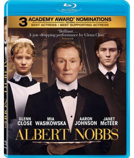 Таинственный Альберт Ноббс [Blu-ray]