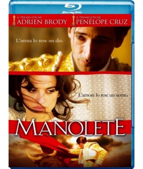 Манолете [Blu-Ray]