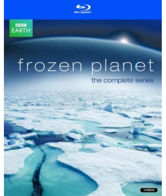 Замерзшая планета (Застывшая планета) [Blu-ray]