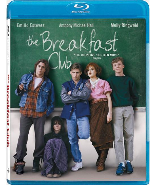 Клуб «Завтрак» (Клуб выходного дня) [Blu-ray]