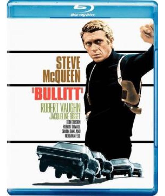 Детектив Буллитт (Буллит) [Blu-Ray]