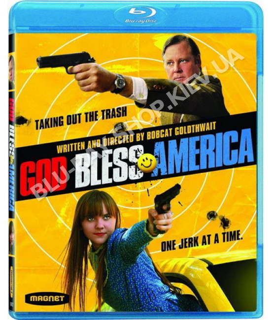 Боже, благослови Америку! [Blu-Ray]