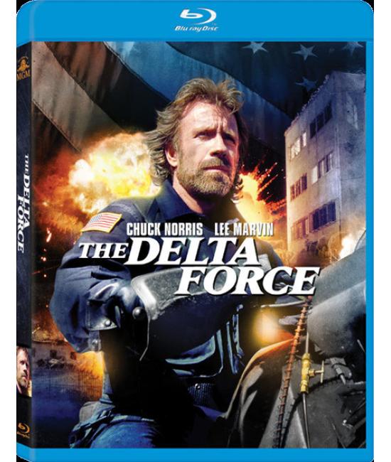 Отряд Дельта [Blu-ray]