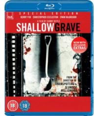 Неглубокая могила [Blu-ray]