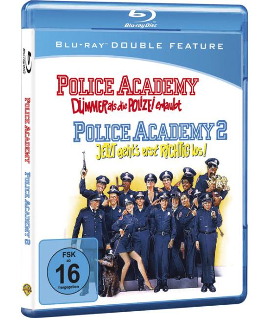 Полицейская академия 2: Их первое задание [Blu-ray]