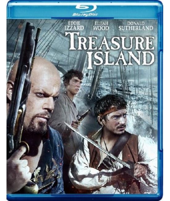 Остров сокровищ [Blu-ray]