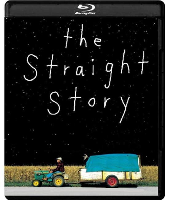 Простая история [Blu-Ray]