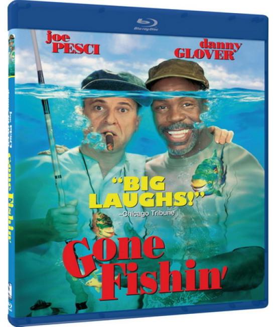 На рыбалку [Blu-ray]