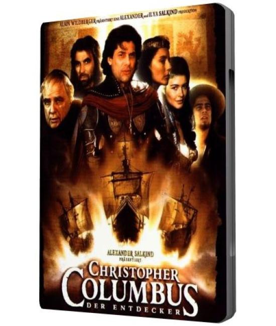 Христофор Колумб [1 DVD]
