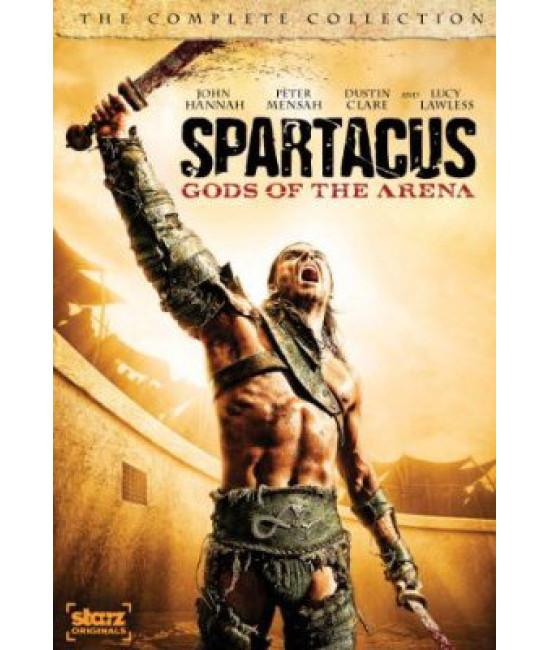 Спартак: Боги арены [1DVD]