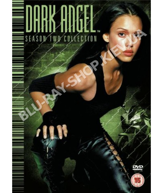 Темный ангел (1-2 сезоны) [2 DVD]