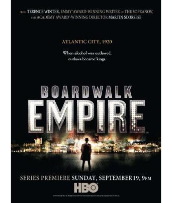 Подпольная империя (Преступная империя) (1-2 сезоны) [2 DVD]