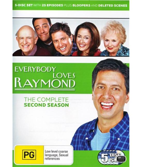 Все любят Рэймонда (1-6 сезоны) [5 DVD]