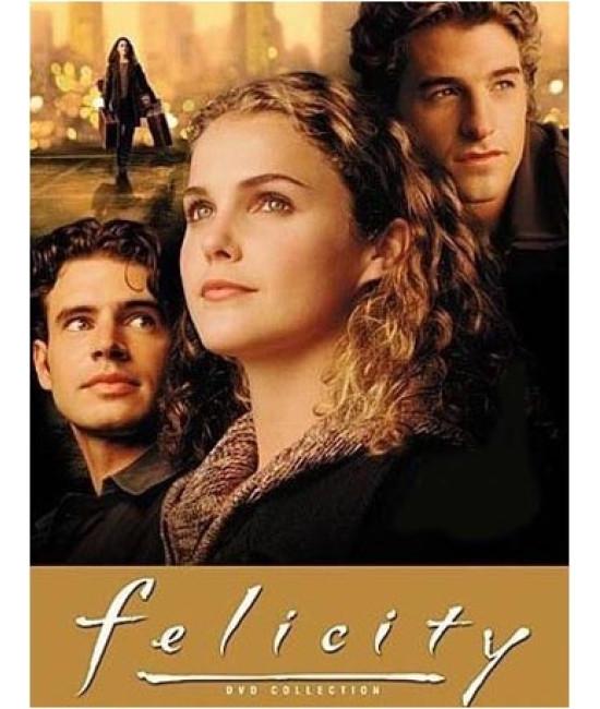 Фелисити (1-4 сезоны) [4 DVD]