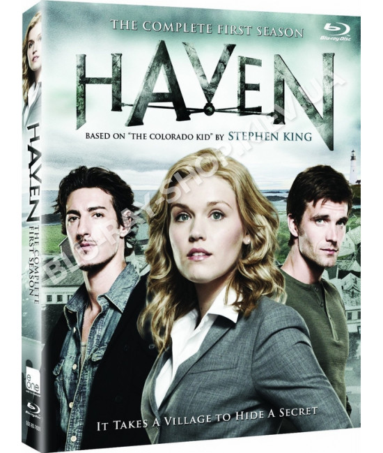 Хейвен (Тайны Хейвена) (1-3 сезоны) [3 DVD]