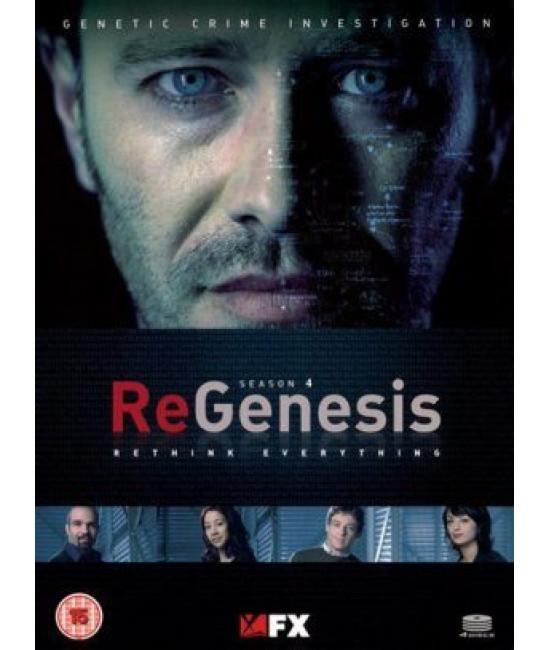 Регенезис (1-4 сезоны) [4 DVD]