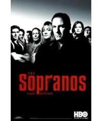 Клан Сопрано (1-6 сезоны) [7 DVD]