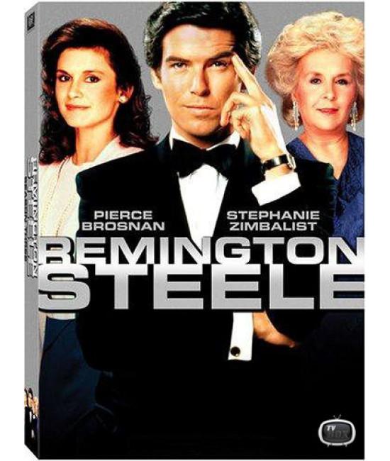 Ремингтон Стил (1-5 сезоны) [5 DVD]