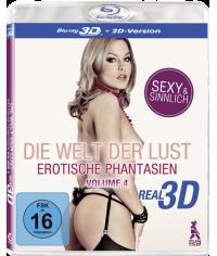 Эротические Фантазии 4 в 3D [3D/2D Blu-ray]
