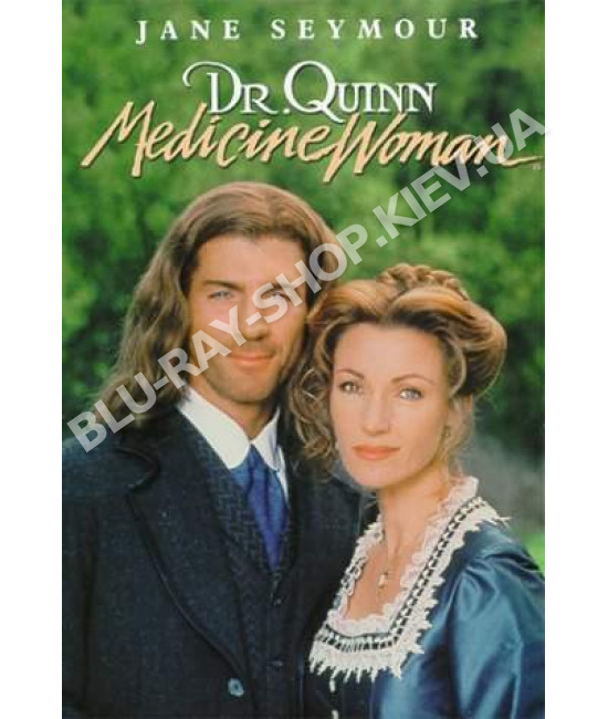 Доктор Куин - женщина-врач (1-6 сезоны) [6 DVD]