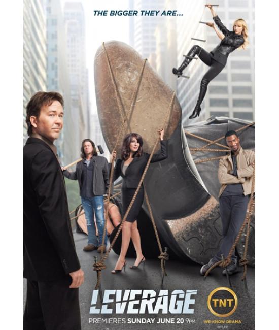Воздействие (1-5 сезоны) [5 DVD]