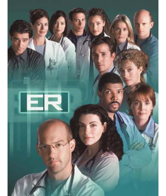 Скорая помощь (1-15 сезон) [29 DVD]